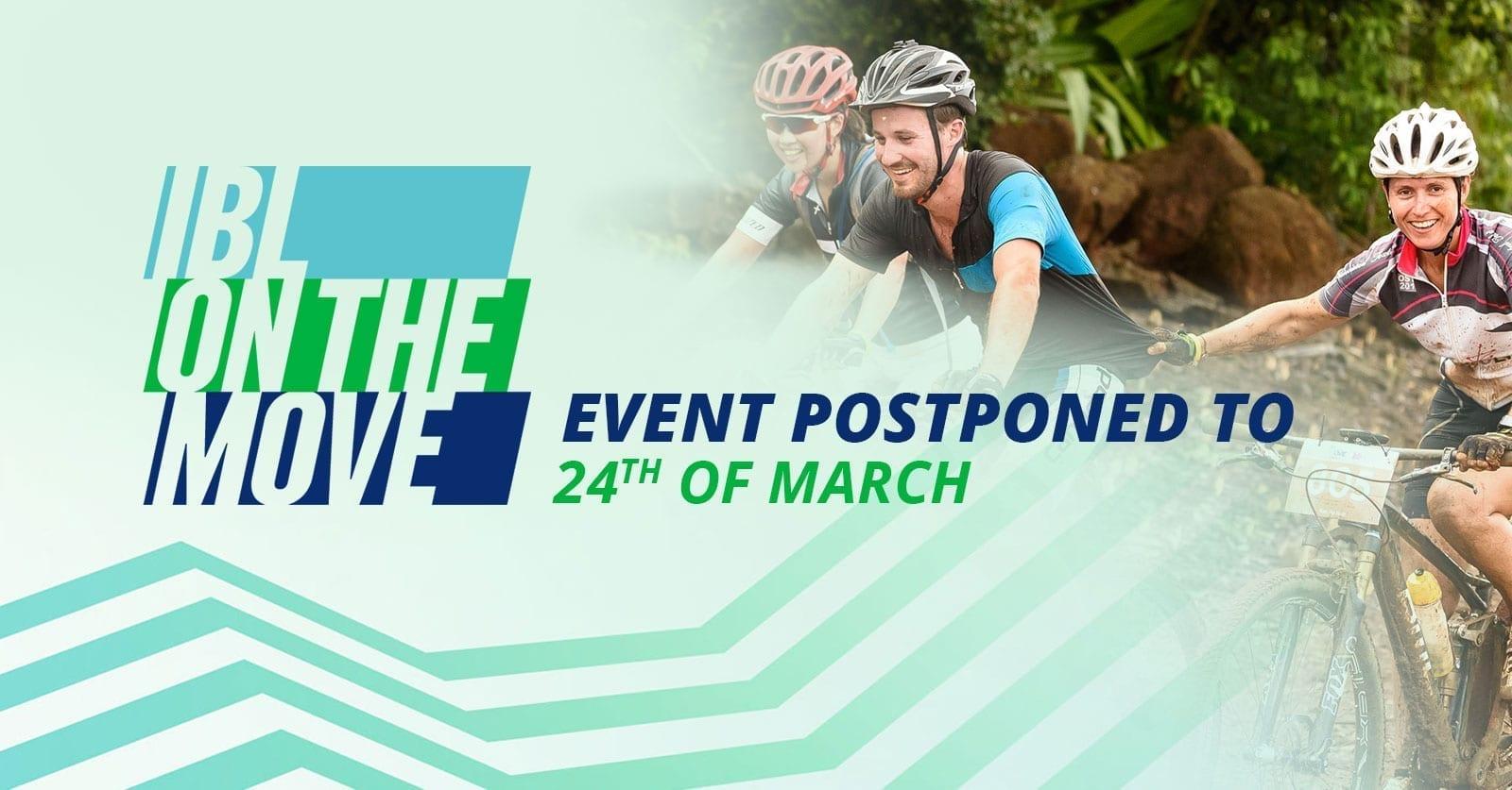URGENT COMMUNIQUE – EVENT POSTPONED to 24th of March