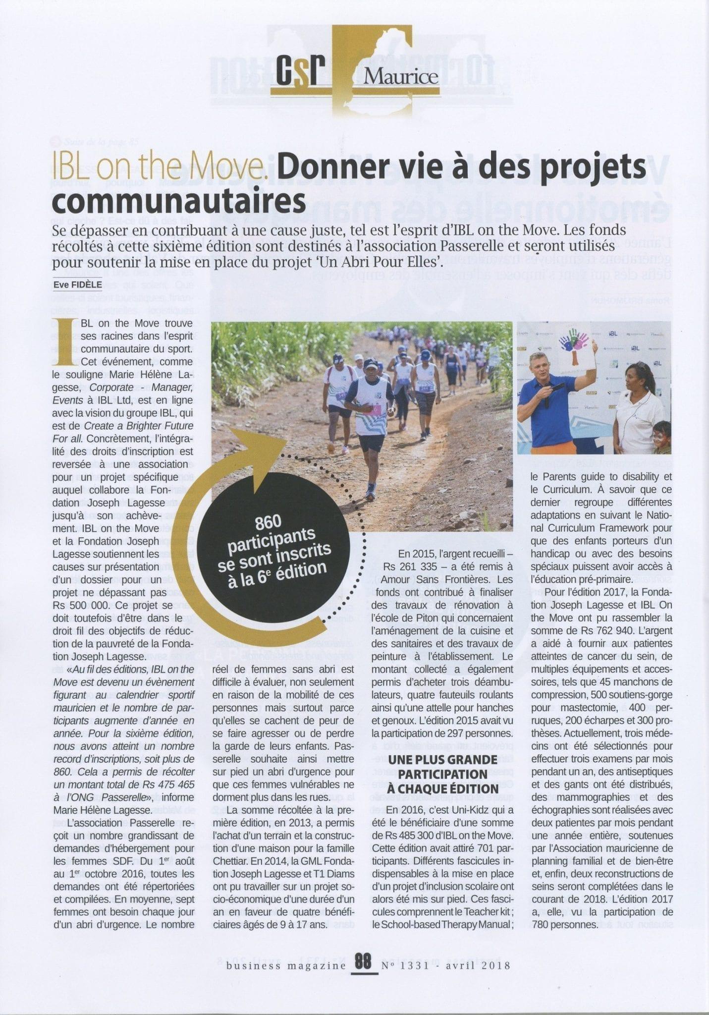 Donner vie à des projets communautaires