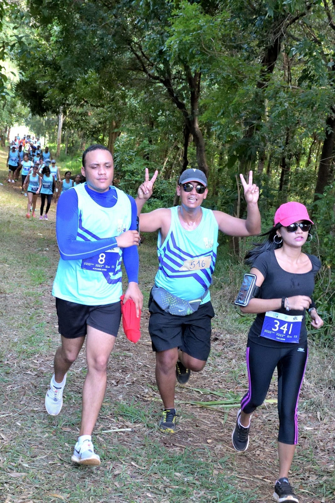 IBL On The Move 2019 – Running